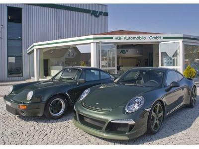 Ателье RUF представило тюнинг Porsche 911 Carrera S