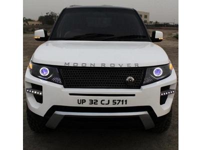 Tata Safary превратили в Range Rover Evoque