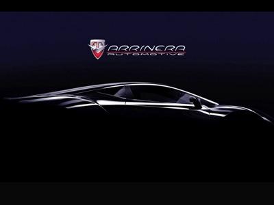 Новый суперкар Arrinera