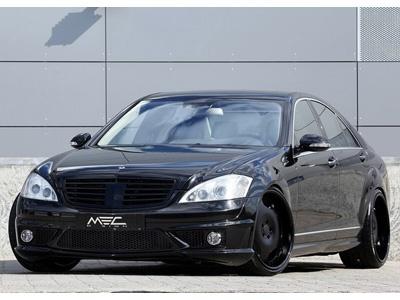 Тюнинг Mercedes-Benz S550 от MEC Design