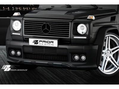 Тюнинг Mercedes-Benz G-Class