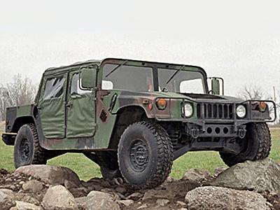 Hummer может вернуться в новой ипостаси