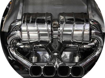 Двигатель тюнеры решили не «трогать»