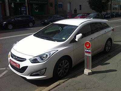 Универсал Hyundai i40