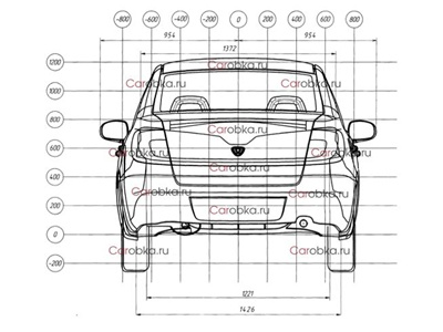 Первый автомобиль возрожденного японского бренда Datsun оказался похож на Lada Granta