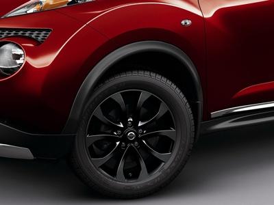 Nissan Juke в обвесе Midnight Edition