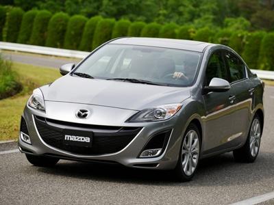 Лидером среди самых угоняемых авто стала Mazda 3