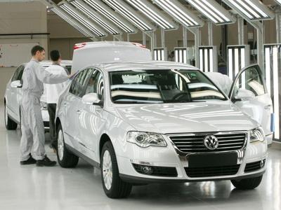 Volkswagen увеличивает объемы производства в РФ