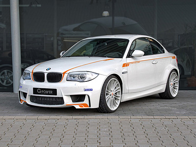 BMW 1M Coupe G-Power