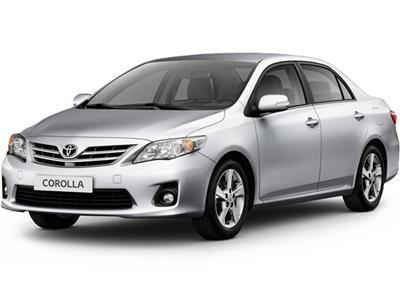 Toyota Corolla признана самой продаваемой моделью авто в мире
