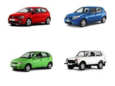 Доля бюджетных автомобилей на авторынке РФ снижается