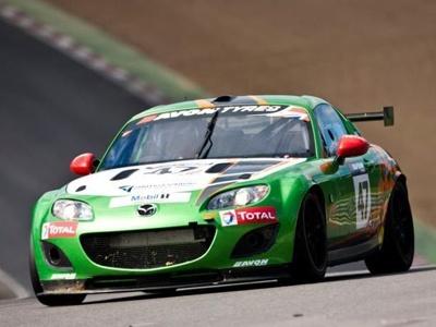 Mazda MX-5 доработали для кольцевых гонок