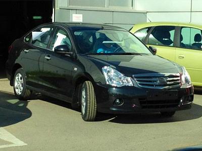 Nissan Almera сборки «АвтоВАЗа»