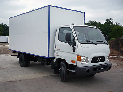 Фургон Hyundai HD-78