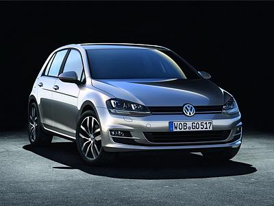 Седьмое поколение VW Golf