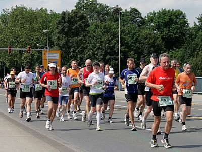 Участники международного марафона