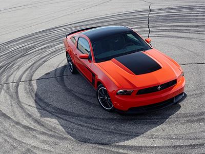 Текущее поколение Ford Mustang