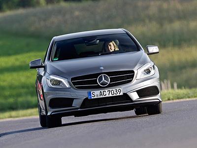 Новый Mercedes-Benz А-класса