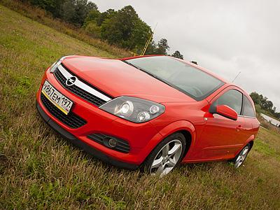 Opel Astra GTC поколения H