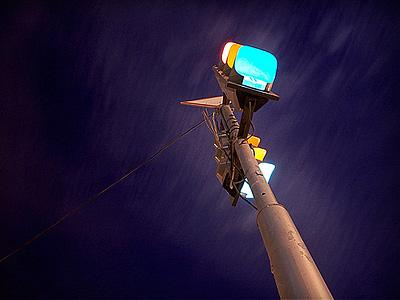 Светофор в Москве