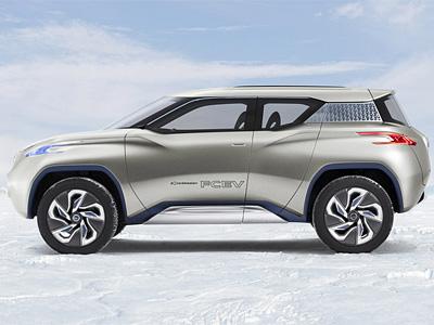 Концепт-кар Nissan TeRRA