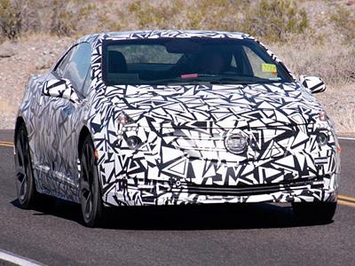 Концепт-кар Cadillac ELR