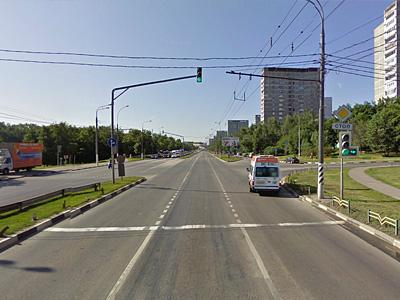 Пересечение Липецкой иЭлеваторной улиц