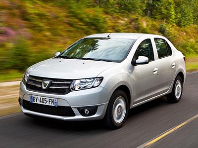Renault (Dacia) Logan следующего поколения