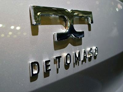 Логотип ателье De Tomaso
