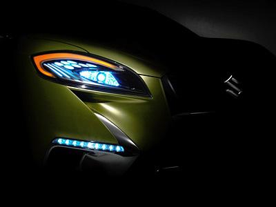 Концепт-кар Suzuki S-Cross