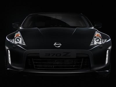 Тизер обновленного Nissan 370Z