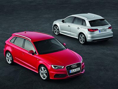 Новое поколение Audi A3 Sportback