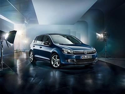 Текущее поколение VW Golf