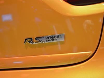 Новый Renault Clio RS