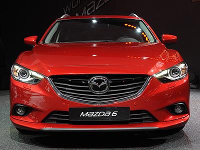 Премьера седана и универсала Mazda 6 на Парижском автосалоне