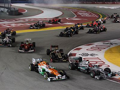 Этап Формулы-1 2012 года в Сингапуре