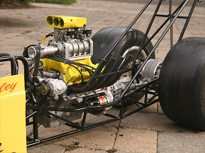 Миниатюрный двигатель Stinger 609