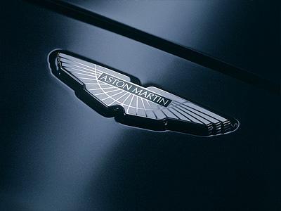 Эмблема Aston Martin