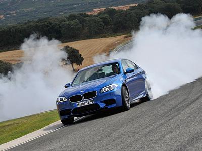 Текущее поколение BMW M5