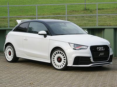 Audi A1 Quattro в тюнинге ABT