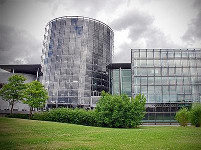 Один из европейских офисов Volkswagen