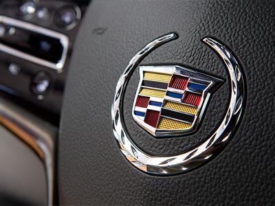 Рулевое колесо Cadillac ATS