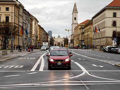 Улица Мюнхена