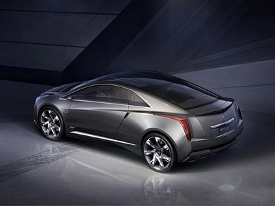 Концепт Cadillac ELR