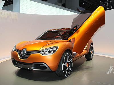 Концепт Renault Captur