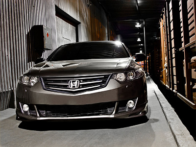 Honda Accord 8 поколения