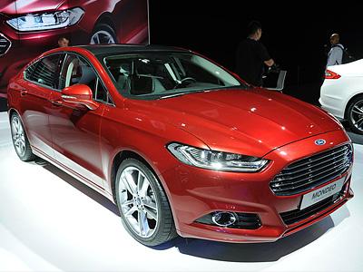 Обновленный Ford Mondeo