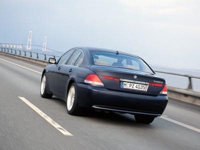 BMW 7 серии в кузове E65/66