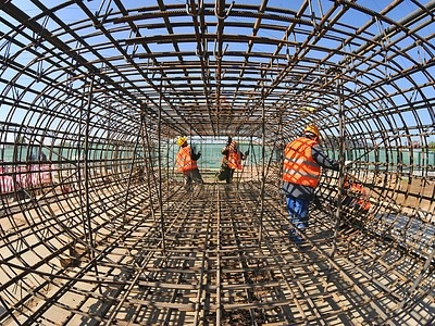Реконструкция Ленинградского шоссе на пересечении с МКАД