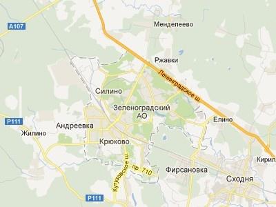 Город Зелиноград